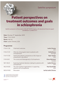 C.10 – Patient perspectives on treatment outcomes and goals in schizophrenia
