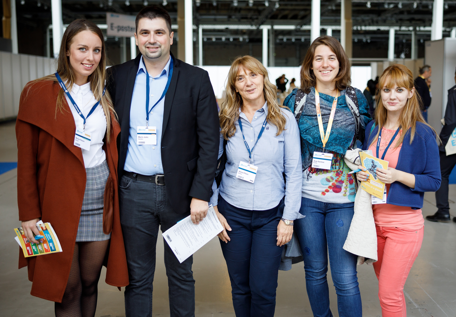 Early Career Scientists at the congress