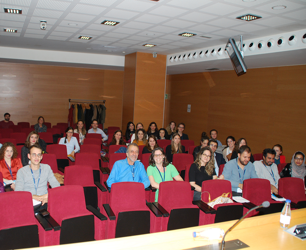 ECNP Workshop Barcelona group picture