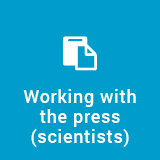 ECNP working with the press (scientists)