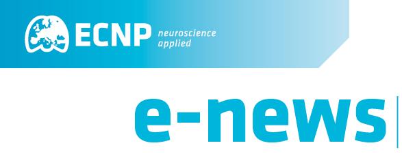ECNP e-news