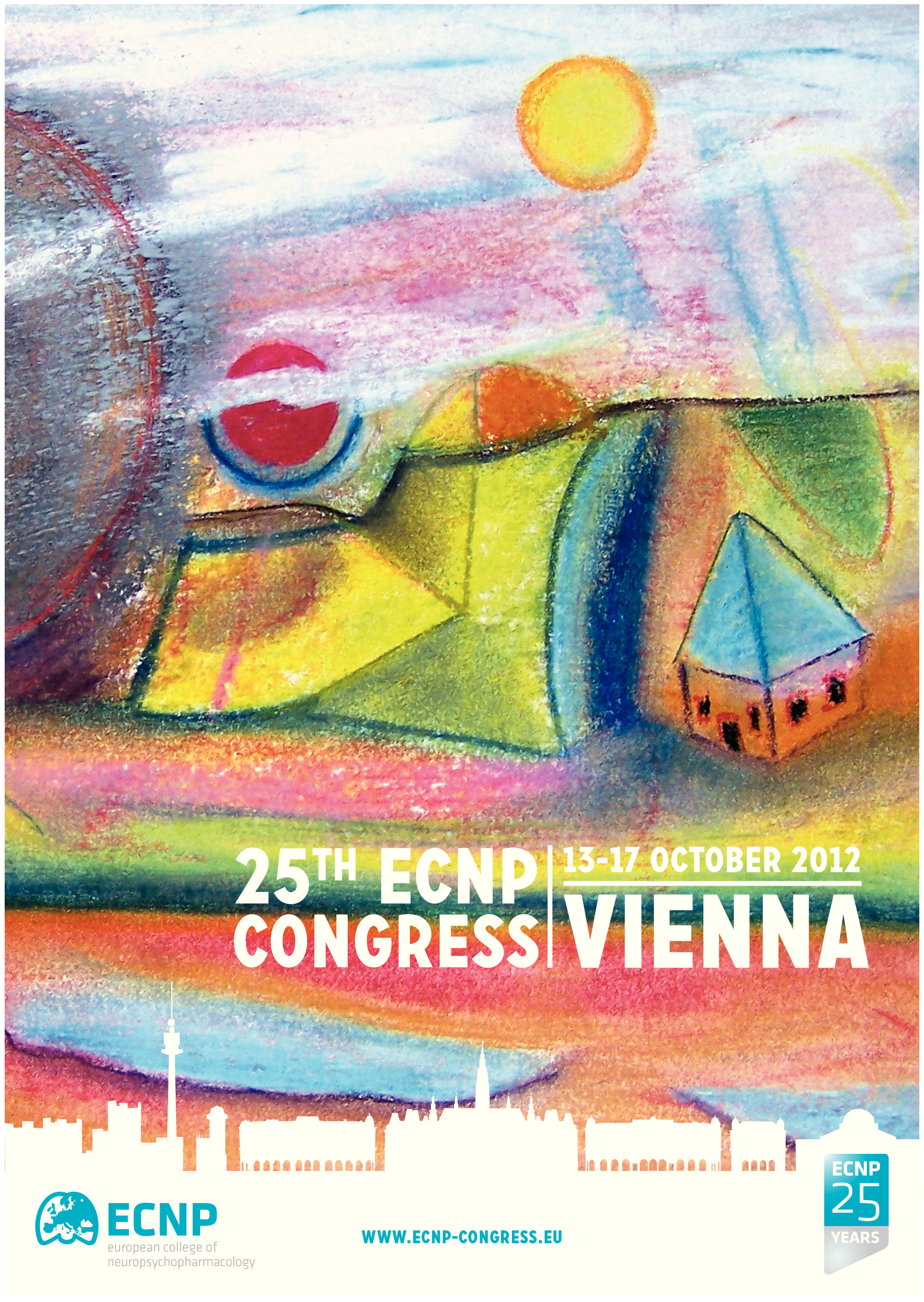 25th ECNP Congress Vienna 2012